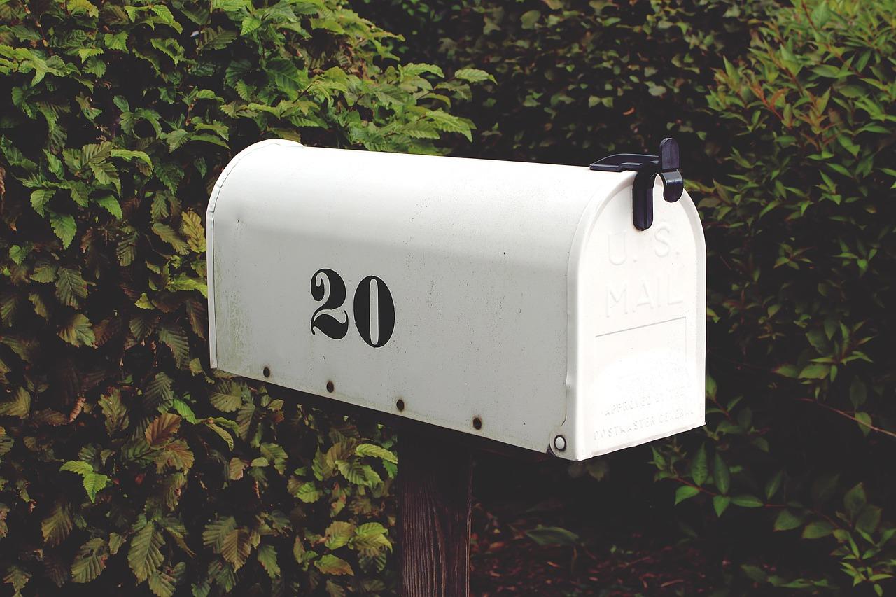 mailbox-959299_1280